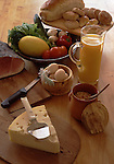 Europe, SWE, Sweden, Bohuslan, Typical Swedisch Breakfast....[ For each utilisation of my images my General Terms and Conditions are mandatory. Usage only against use message and proof. Download of my General Terms and Conditions under http://www.image-box.com or ask for sending. A clearance before usage is necessary...Material is subject to royalties. Each utilisation of my images is subject to a fee in accordance to the present valid MFM-List...Contact | archive@image-box.com | www.image-box.com ]