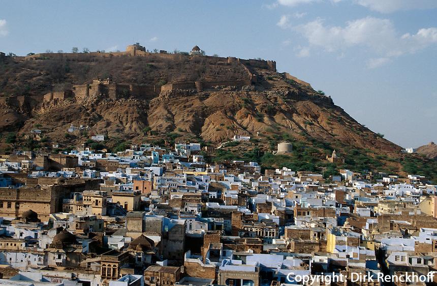 Indien, Bundi (Rajasthan).