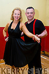 Ballymac GAA Club are holding a Strictly Love Dancing Event on Saturday 13th February 2016 in Ballygarry House Hotel at 8.00pm Pictured Kayrena Bolger and Denis Cronin