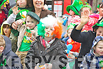 the Killarney St Patricks day parade on Saturday