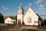 Starbuck Community Church, Wash.