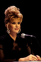 Montreal (Qc) CANADA - 1993- Ivana Trump<br /> <br /> -Photo (c)  Images Distribution