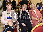 Mary McGivers, Theresa Mulroy and Helen Williams at the official opening of the new Associated Bridge Clubs of Drogheda (ABCD) headquaters on the Fair Green. Photo:Colin Bell/pressphotos.ie