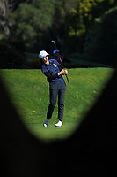 Juliana Hung. Day one of the Jennian Homes Charles Tour / Brian Green Property Group New Zealand Super 6's at Manawatu Golf Club in Palmerston North, New Zealand on Thursday, 5 March 2020. Photo: Dave Lintott / lintottphoto.co.nz