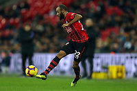 Nathan Redmond of Southampton during Tottenham Hotspur vs Southampton, Premier League Football at Wembley Stadium on 5th December 2018