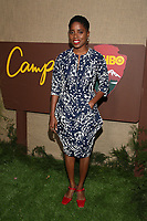 HOLLYWOOD, CA - OCTOBER 10: Janicza Bravo, at The Los Angeles Premiere of HBO's Camping at Paramount Studios in Hollywood, California on October 10, 2018. Credit: Faye Sadou/MediaPunch