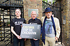 Peter Tatchell<br /> Lord Michael Cashman <br /> Sir Ian McKellen <br /> <br /> <br /> Amnesty International UK<br /> CHECHNYA: STOP ABDUCTING AND KILLING GAY MEN<br /> protest at the Russian Embassy, London, Great Britain <br /> 2nd June 2017 <br /> <br /> Over a hundred men suspected of being gay have been abducted, tortured and some even killed in the southern Russian republic of Chechnya.<br /> <br /> The Chechen government won&rsquo;t admit that gay men even exist in Chechnya, let alone that they ordered what the police call 'preventive mopping up' of people they deem undesirable. We urgently need your help to call out the Chechen government on the persecution of people who are, as they put it, of 'non-traditional orientation', and urge immediate action to ensure their safety.<br /> <br /> Photograph by Elliott Franks <br /> Image licensed to Elliott Franks Photography Services
