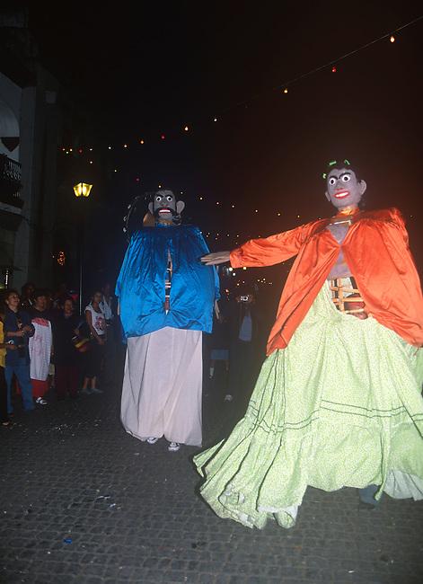 Gigantes, Oaxaca City, Oaxaca, Mexico