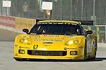 31 August 2007: The Corvette Racing C6.R driven by Oliver Gavin (XEN) and Olivier Beretta (MCO) at the Detroit Sports Car Challenge presented by Bosch, Detroit, MI