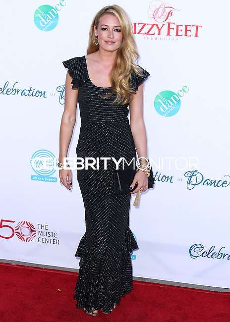 LOS ANGELES, CA, USA - JULY 19: Cat Deeley at the 4th Annual Celebration Of Dance Gala Presented By The Dizzy Feet Foundation held at the Dorothy Chandler Pavilion at The Music Center on July 19, 2014 in Los Angeles, California, United States. (Photo by Xavier Collin/Celebrity Monitor)