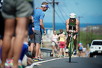 Uplace Pro Triathlon Team.Iron Man World Championships 2012.Kona, Hawaii