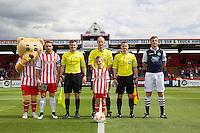 Stevenage vs Millwall 25-07-15