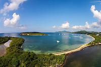 Looking towards Esperanza<br /> Vieques <br /> Puerto Rico
