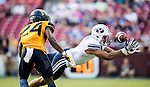16FTB at West Virginia 1814<br /> <br /> 16FTB at West Virginia<br /> <br /> BYU Football vs West Virginia at FedEx Field in Landover, Maryland.<br /> <br /> BYU-32<br /> WVU-35<br /> <br /> September 24, 2016<br /> <br /> Photo by Jaren Wilkey/BYU<br /> <br /> &copy; BYU PHOTO 2016<br /> All Rights Reserved<br /> photo@byu.edu  (801)422-7322