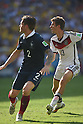 Thomas Muller (GER), JULY 4, 2014 - Football / Soccer : FIFA World Cup Brazil 2014 quarter-finals match between France 0-1 Germany at Estadio do Maracana in Rio de Janeiro, Brazil. (Photo by FAR EAST PRESS/AFLO)