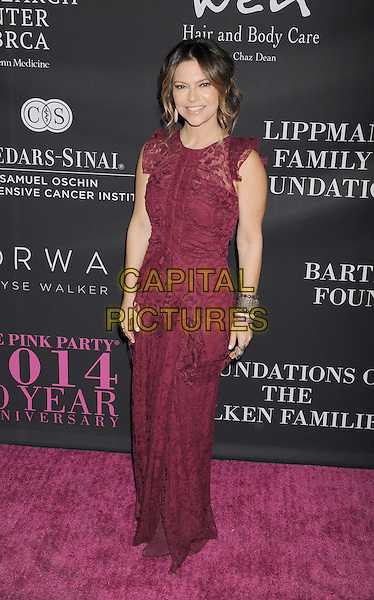 SANTA MONICA, CA- OCTOBER 18: Host Elyse Walker attends Elyse Walker presents the 10th anniversary Pink Party hosted by Jennifer Garner and Rachel Zoe at HANGAR 8 on October 18, 2014 in Santa Monica, California.<br /> CAP/ROT/TM<br /> &copy;Tony Michaels/Roth Stock/Capital Pictures