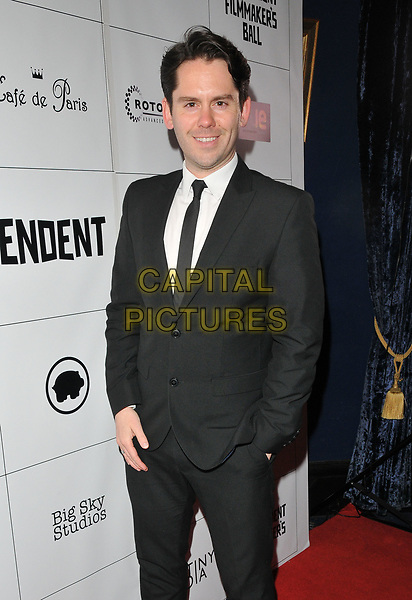 Martin Delaney at the Raindance Independent Filmmaker's Ball, Cafe de Paris, Coventry Street, London, England, UK, on Wednesday 26 April 2017.<br /> CAP/CAN<br /> &copy;CAN/Capital Pictures