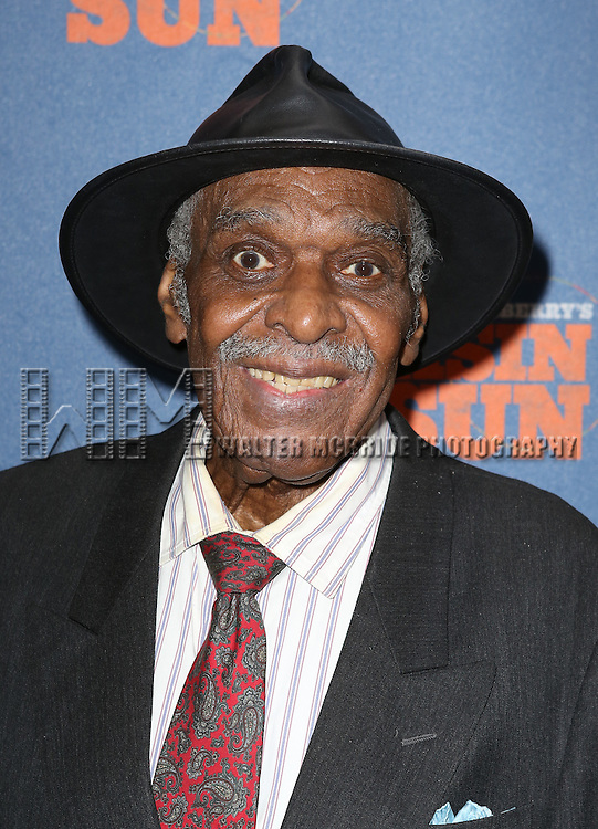 Douglas Turner Ward attending the Broadway Opening Night Performance of 'A Raisin In The Sun'  at the Barrymore Theatre on April 3, 2014 in New York City.