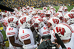 2016 NCAA Football: Wisconsin at Michigan