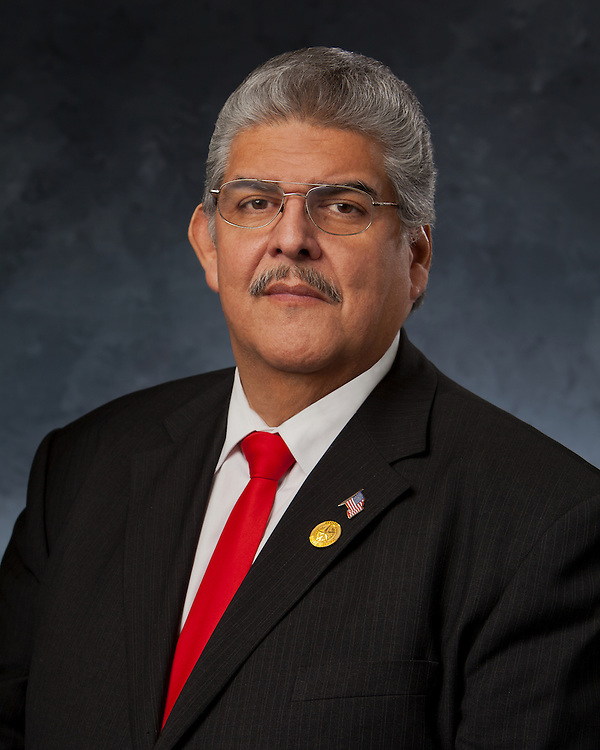 Houston ISD District 3 Trustee Manuel Rodríguez Jr.