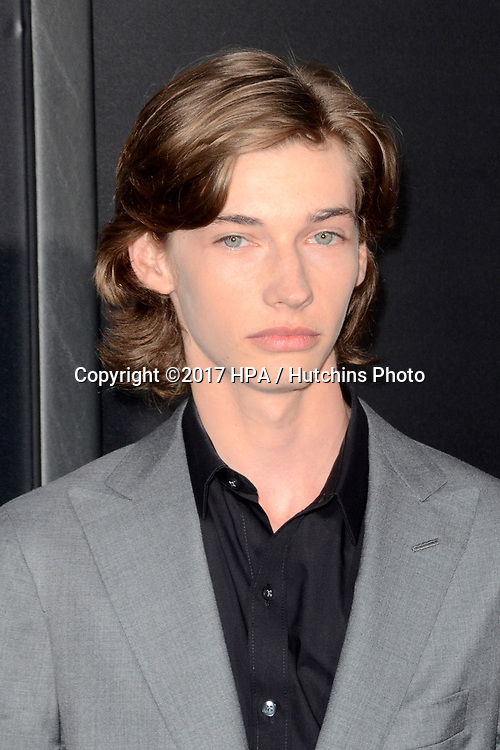 """LOS ANGELES - APR 3:  Jacob Lofland at the AMC's """"The Son"""" Season One LA Premiere at ArcLight Theater on April 3, 2017 in Los Angeles, CA"""