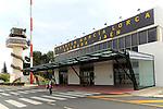 Federico Garcia Lorca airport for Granada and Jaen, Granada, Spain
