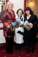 "NO REPRO FEE. 17/1/2010. The Field opening night. Pat Moylan, Mary Keane and Breda Cashe are pictured at the Olympia Theatre for the opening night of John B Keanes 'The Field"" Picture James Horan/Collins"