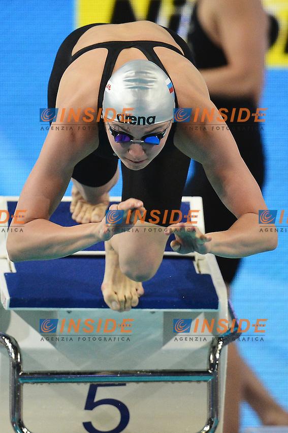 Valentina ARTEMEVA Russia Women's 50m Breaststroke .Istanbul 12/12/2012 Sinan Erdem Dome.World Swimming Championships Short course 25m Nuoto Istanbul.Foto Andrea Staccioli Insidefoto