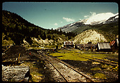 Track and siding at Monarch mine.<br /> D&amp;RGW  Monarch, CO