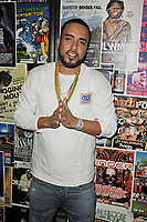 HOLLYWOOD, FL - OCTOBER 11: French Montana at 99 Jamz Uncensored Live at Revolution Live on October 11, 2017 in Hollywood, Florida. Credit: mpi04/MediaPunch