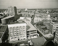 1961 March 15..Redevelopment.Downtown North (R-8)..Downtown Progress..North View from VNB Building..HAYCOX PHOTORAMIC INC..NEG# C-61-5-62.NRHA#..