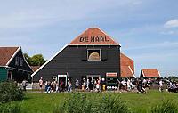 Nederland -  Zaanstad Zaanse Schans - 2019.   Boerderij.   Foto Berlinda van Dam / Hollandse Hoogte