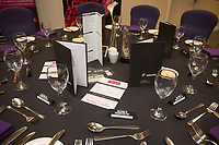 The 1912 Heritage Suite sponsored by Peter Lynn & Partners Solicitors prior to kick off of the Premier League match between Swansea City and Huddersfield Town at The Liberty Stadium, Swansea, Wales, UK. Saturday 14 October 2017