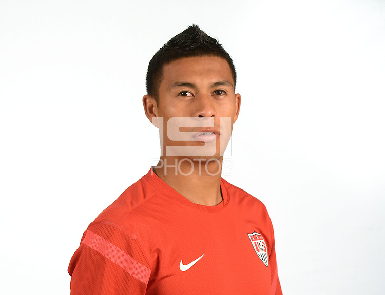 USMNT National Team Portraits 2012