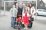 The Smith Family at the Confirmation in Tullyallen...Photo NEWSFILE/Jenny Matthews.(Photo credit should read Jenny Matthews/NEWSFILE)....This Picture has been sent you under the condtions enclosed by:.Newsfile Ltd..The Studio,.Millmount Abbey,.Drogheda,.Co Meath..Ireland..Tel: +353(0)41-9871240.Fax: +353(0)41-9871260.GSM: +353(0)86-2500958.email: pictures@newsfile.ie.www.newsfile.ie.FTP: 193.120.102.198.