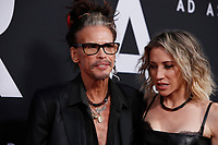 LOS ANGELES - SEP 18:  Steven Tyler, Aimee Preston at the Ad Astra Premiere at the ArcLight Theater on September 18, 2019 in Los Angeles, CA