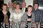Enjoying the Glenlara social in The Brehon, Killarney, on Saturday night were Eileen and John Noel Cronin, Joanne Collins, Thadie Collins with Rene and Jerry Collins.