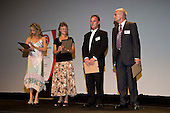 Masters Award finalists, Ali Gascoine, Patricia Aspin, Tony Cooksley & Ron Johnson. Counties Manukau Sport 17th annual Sporting Excellence Awards held at the Telstra Clear Pacific Events Centre, Manukau City, on November 27th 2008.