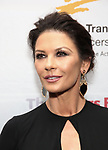 Catherine Zeta-Jones attends the Career Transition for Dancers on November 1, 2017 at The Marriott Marquis in New York City.