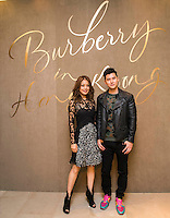 Burberry Celebrates The Pacific Place Flagship in Hong Kong 2015