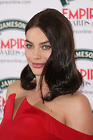 Margot Robbie at The Jameson Empire Film Awards 2014 - Arrivals, London. 30/03/2014 Picture by: Henry Harris / Featureflash