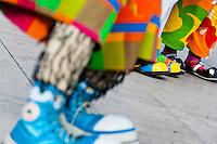Clown shoes (San Salvador, El Salvador)
