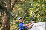 Jordan L. Smith of England tees off hole number 3 during the 58th UBS Hong Kong Open as part of the European Tour on 08 December 2016, at the Hong Kong Golf Club, Fanling, Hong Kong, China. Photo by Vivek Prakash / Power Sport Images