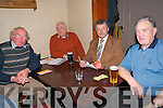 Chernobyl Children Fundraising  Quiz : Taking part in the Chernobyl Children'sl fundraiing quiz at Lowe's Bar, Ballyduff  on Saturday night last were Willie Dowling, Dominick Lynch, Patrick O'Sullivan & Maurice Fahy.
