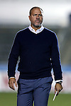 28 September 2016: Cosmos head coach Giovanni Savarese (VEN). The Carolina RailHawks hosted the New York Cosmos at WakeMed Soccer Park in Cary, North Carolina in a 2016 North American Soccer League Fall Season match. The Cosmos won the game 2-0.