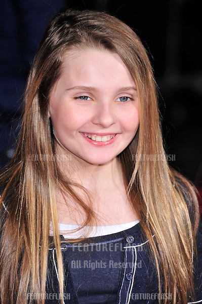 """Abigail Breslin at the world premiere of """"College Road Trip"""" at the El Capitan Theatre, Hollywood..March 3, 2008  Los Angeles, CA.Picture: Paul Smith / Featureflash"""