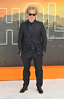 """LONDON, ENGLAND - JULY 30: Dexter Fletcher at the """"Once Upon A Time In ... Hollywood"""" UK film premiere, Odeon Luxe Leicester Square, Leicester Square, on Tuesday 30 July 2019 in London, England, UK.<br /> CAP/CAN<br /> ©CAN/Capital Pictures"""