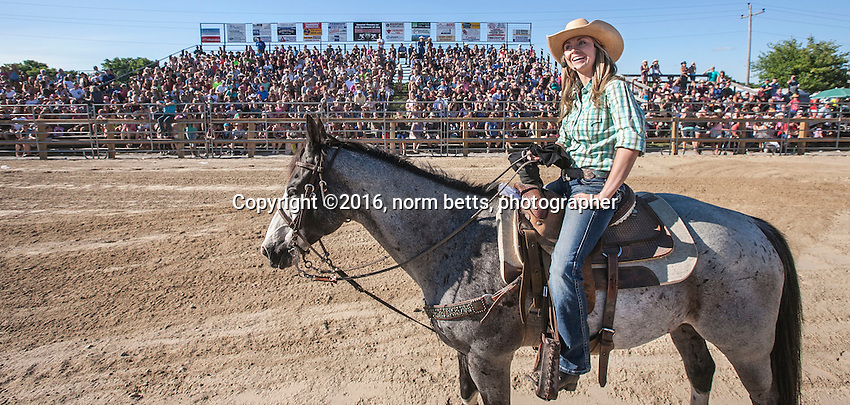The RAM Rodeo in Exeter, Ontario, Canada <br /> photos by Norm Betts<br /> normbetts@canadianphotographer.com<br /> &copy;2016, Norm Betts, photographer<br /> 416 460 8743