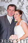 Nora  Leahy, Sleaven, Ballyduff, daughter of Patrick and Sheila, and Jimmy Laide, The Cashen, Ballyduff son of Chas and Chrissie, who were married in St Peter and Paul church, Ballyduff on Saturday 27th December, Fr Danny Broderick officiated at the ceremony, best man was John Laide, groomsmen were Cathal Laide and Donal Breathnach, bridesmaids were Elaine Freemantle, Tracy O'Connor and Carmel Walker, flowergirl was Tara Laide, pageboy was Eanna Leahy, the reception was held in the Killarney Oaks and the couple will reside in Ballyduff