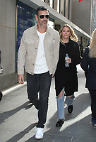 NOV 08 Eddie Cibrian and LeAnn Rimes Seen In NYC